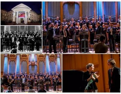 Фестиваль «Opera Apriori» – III: Россини «Маленькая торжественная месса», 07.02.2016