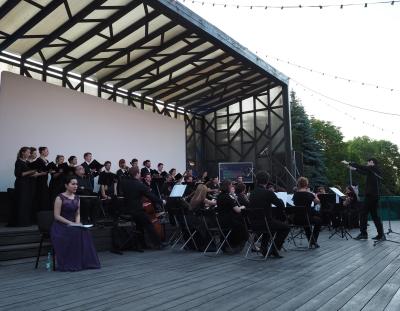 Фестиваль «Шекспир в летнюю ночь» : Томас Линли Младший опера «Буря», 26.06.2016