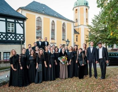 Musikfest Erzgebirge, Dresden, 11.09.2016