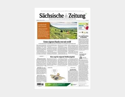 Sächsische Zeitung: «Gesänge aus der Schattenzone»