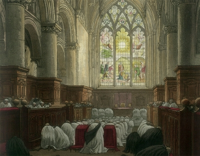 26.09.2018: The Divine Office – Choral Music in Oxford