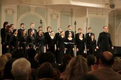 Вокальная музыка эпохи Ренессанса, концерт в Рахманиновском зале Московской консерватории 8 февраля 2011 г.