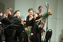 А. Вивальди «Торжествующая Юдифь», оратория для солистов, хора и оркестра, 2 ноября 2011 г. (Фотограф Даниил Иванов)