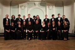 Вокальная музыка эпохи Ренессанса, концерт в Рахманиновском зале Московской консерватории 7 февраля 2012 г.