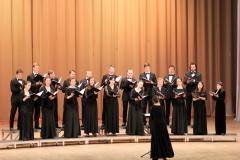 Вокальный ансамбль «Интрада» в Рязанской филармонии: Абонемент № 19 «Большие гости» 8 апреля 2014 г.