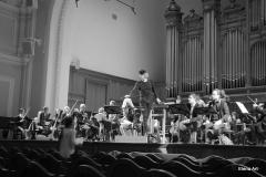 Генеральная репетиция к концерту в БЗК 24 марта 2015 г.  (Фотограф Elena Art, Artrevue.ru)